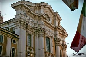 San Carlo al Corso by RoqqR