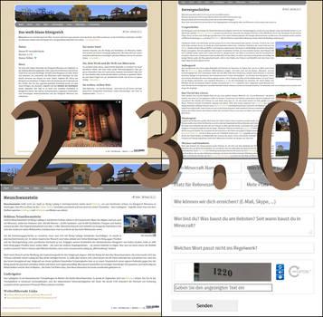 Minevaria Website 2.3