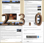 Minevaria Website 2.3 by RoqqR
