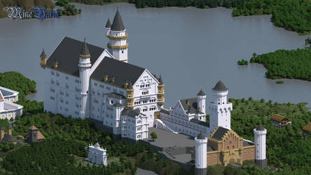 The Swan King's Castle [UHD]