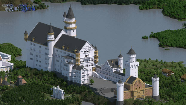 The Swan King's Castle [UHD]