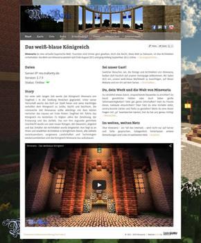 Minevaria Website 2.4