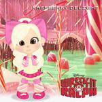 Sugar Rush OC - Raspberry Delight