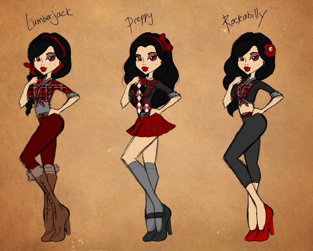 Ebony Tumblr Style Challenge By Teddy Beard On Deviantart