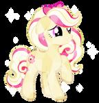Crystal Pony - Raspberry Delight