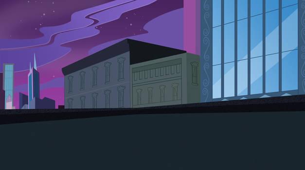 Maretropolis Rooftop Background