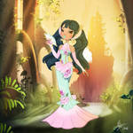 Belle of the Ball - Nymphaea Nixie
