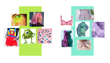 Monster Inc Aesthetic Adopts - OPEN
