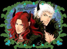 Devils Commission by chienu