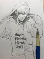 HBD Mizuki by chienu