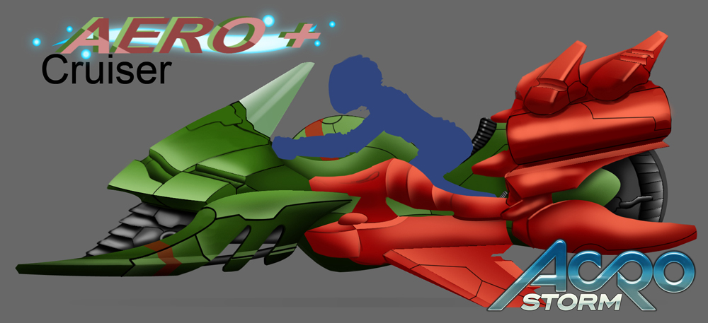 Acro Storm Aero+ Cruiser by DKDevil