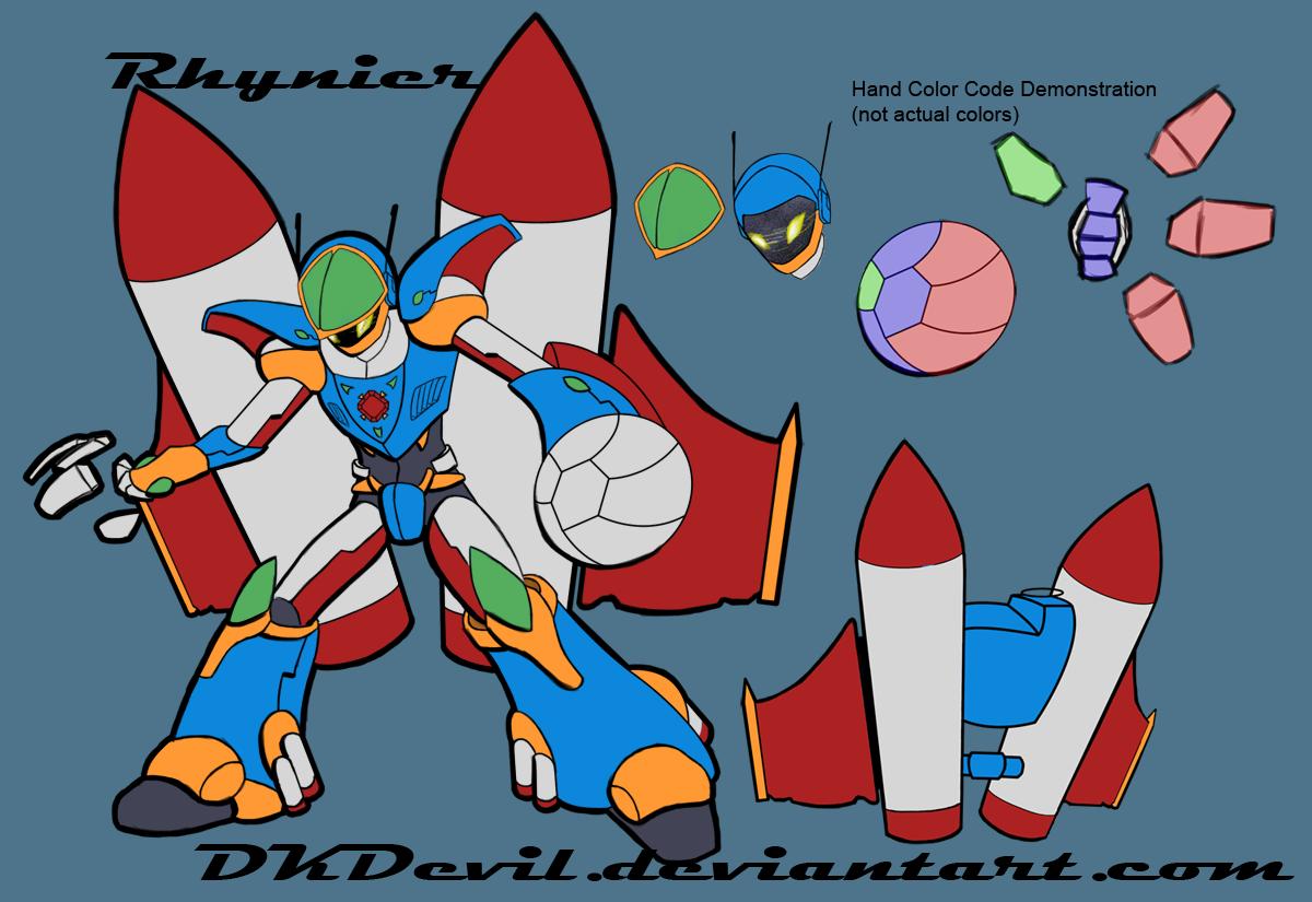Rhynier $15 commission