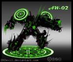 Assault Walker 02 : Neon Nightmare