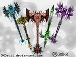 Mythical Weapons