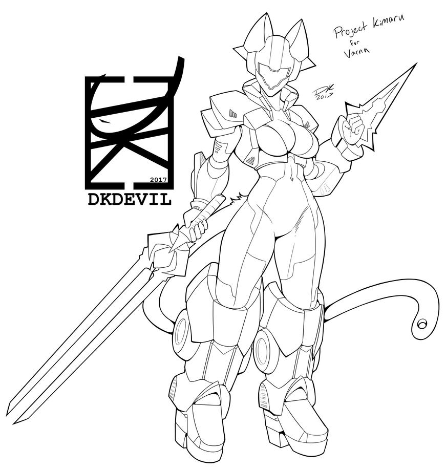 Project: Kimaru by DKDevil