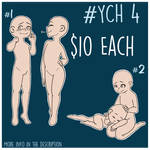 [OPEN] YCH #4 | SET PRICE by UshiSinsNadopts