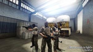 Counter-Strike: Global Offensive - Wallpaper #01