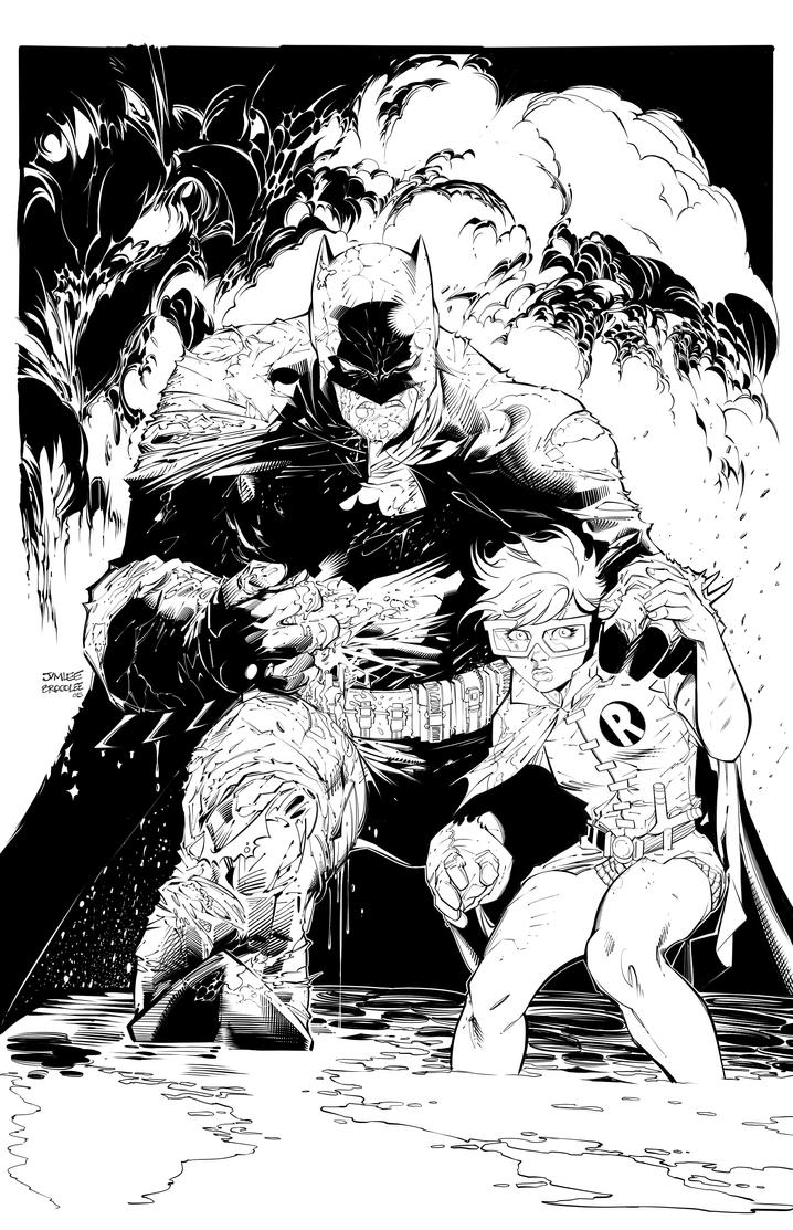 Batman by Lord-Brocoli