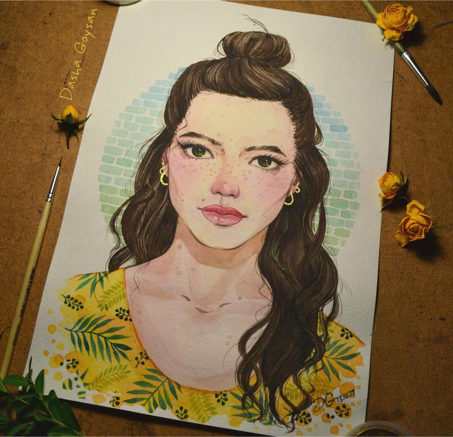 Belle by DashaGoysan
