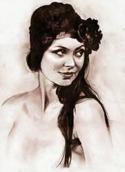 Emilie Simon by LoverSHOT