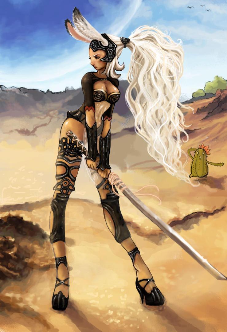 Fran - final fantasy XII by Jovilicioso on DeviantArt