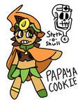 Papaya Cookie