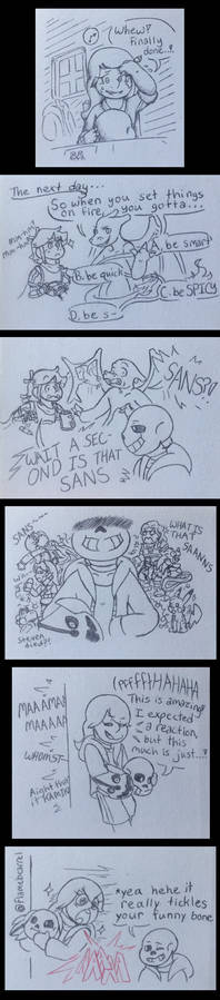 A Skele-ton of Reactions