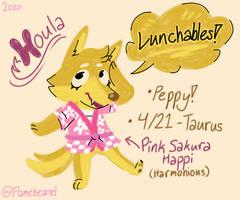 Presenting: Houla!