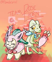 Team Rose Thorn