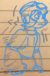 Mega Man Serious Moments?!