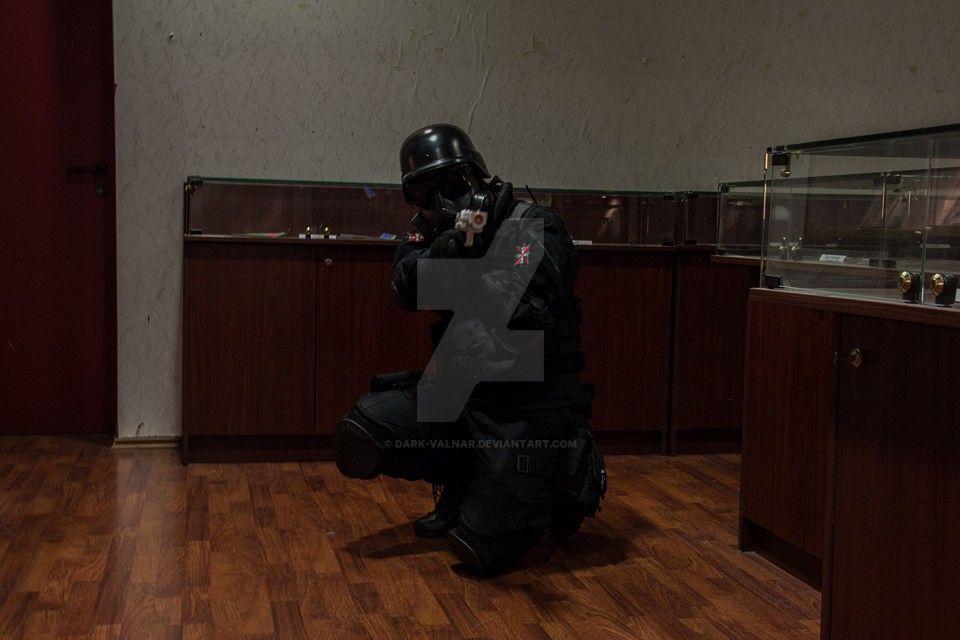 Resident Evil - HUNK Ver. 1.0 C by Dark-Valnar