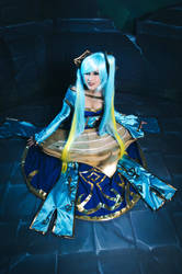 Sona cosplay (League of Legends)
