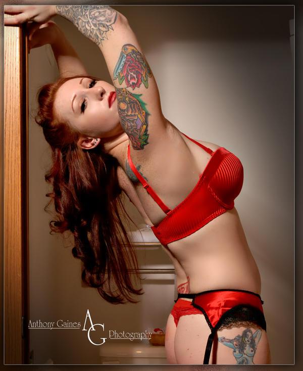 Redhead thread (18+) Redhead_in_red_by_TroubleKitten