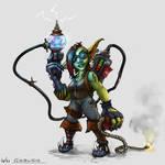 Daily Sketch 6 - Goblin
