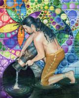 Aquarius by theperian