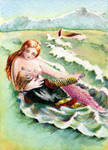 SOLD - The Little Mermaid