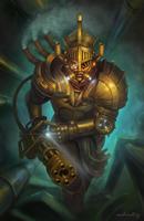 Outcast Odyssey Centurion by mehmetcy