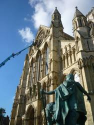 Constantine in York