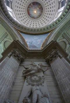 Dark Day in the Pantheon