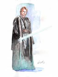 Anakin by TheRaytrix