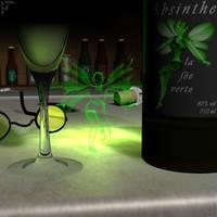 Green Fairy by KickAir8P