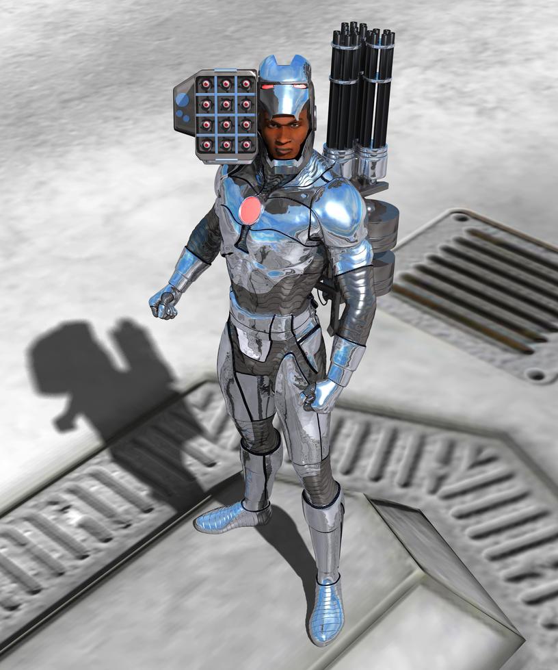 War Machine - Target Acquired by KickAir8P