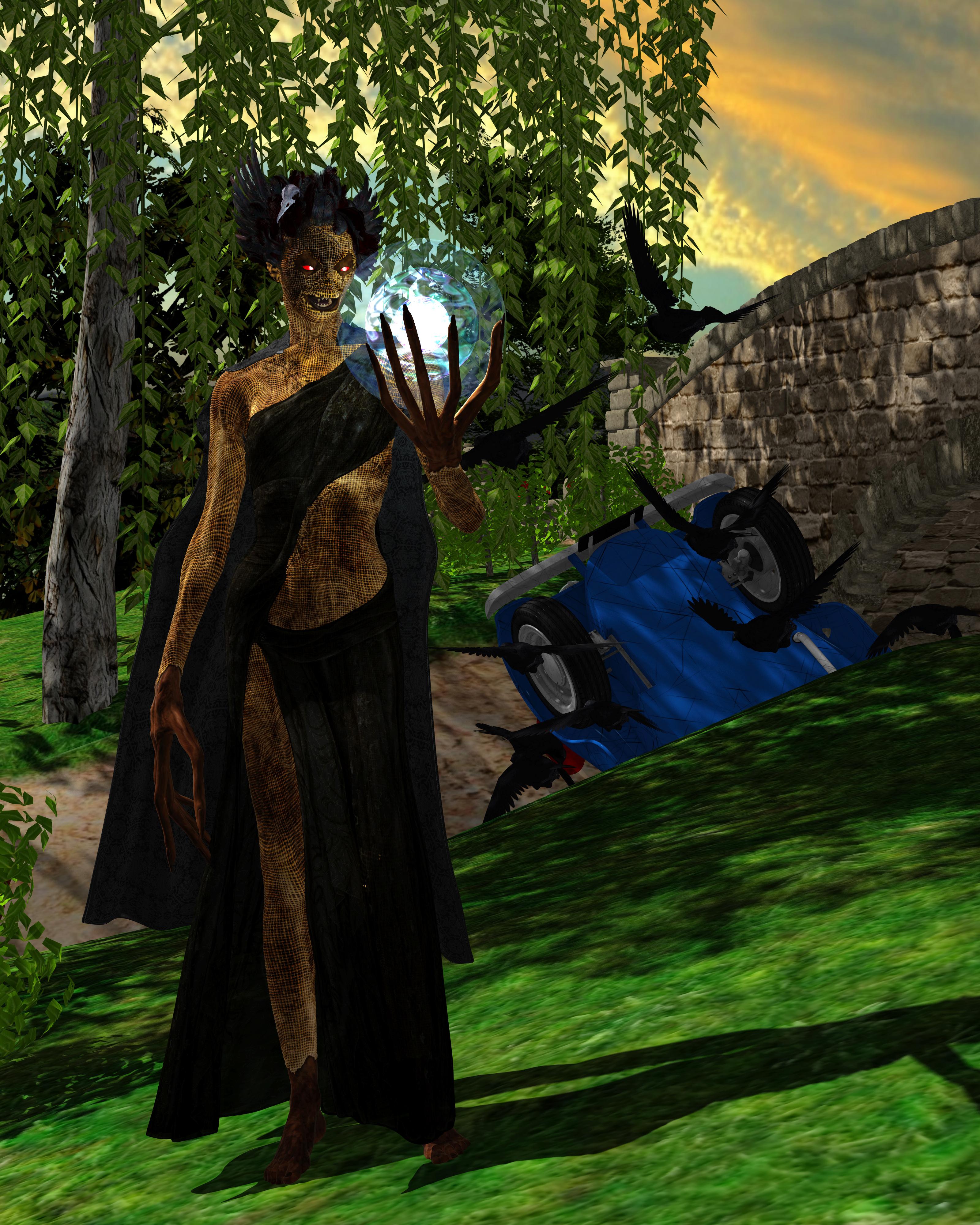Lady Scarecrow by KickAir8P
