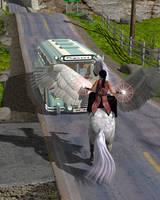 Pegasus vs Pegasus by KickAir8P