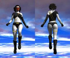 Monica Rambeau - CConcept01 by KickAir8P