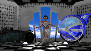 Goddess of Time, Goddess of Change by KickAir8P