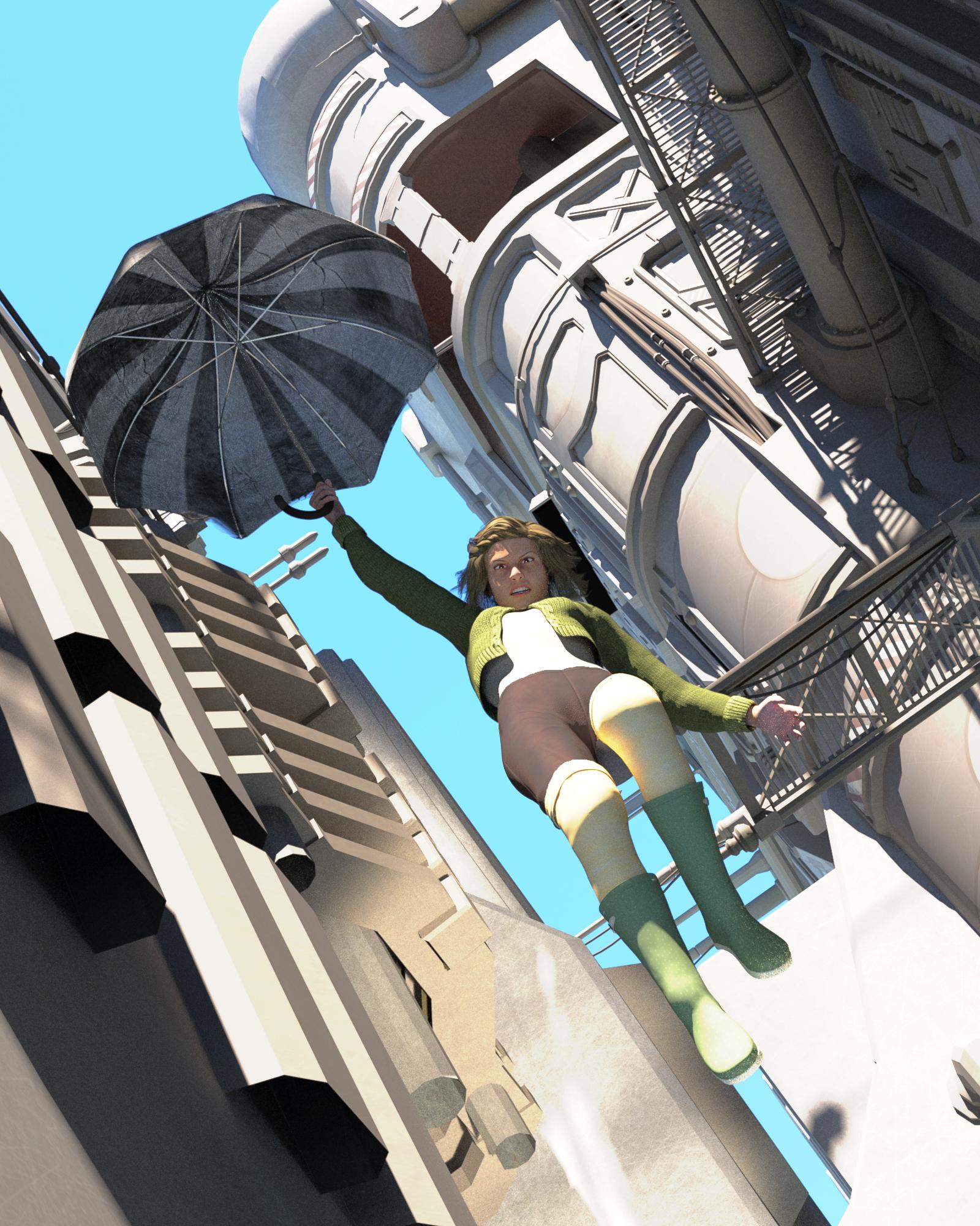 Midnight Silk:  Drop in the Bucket