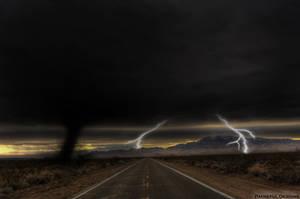Desert Storm by maxxdout