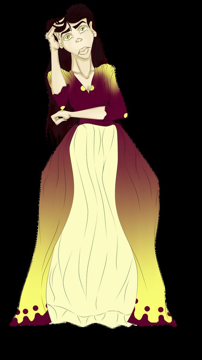 Thea Von Fang 150102 by Oniriri-chan