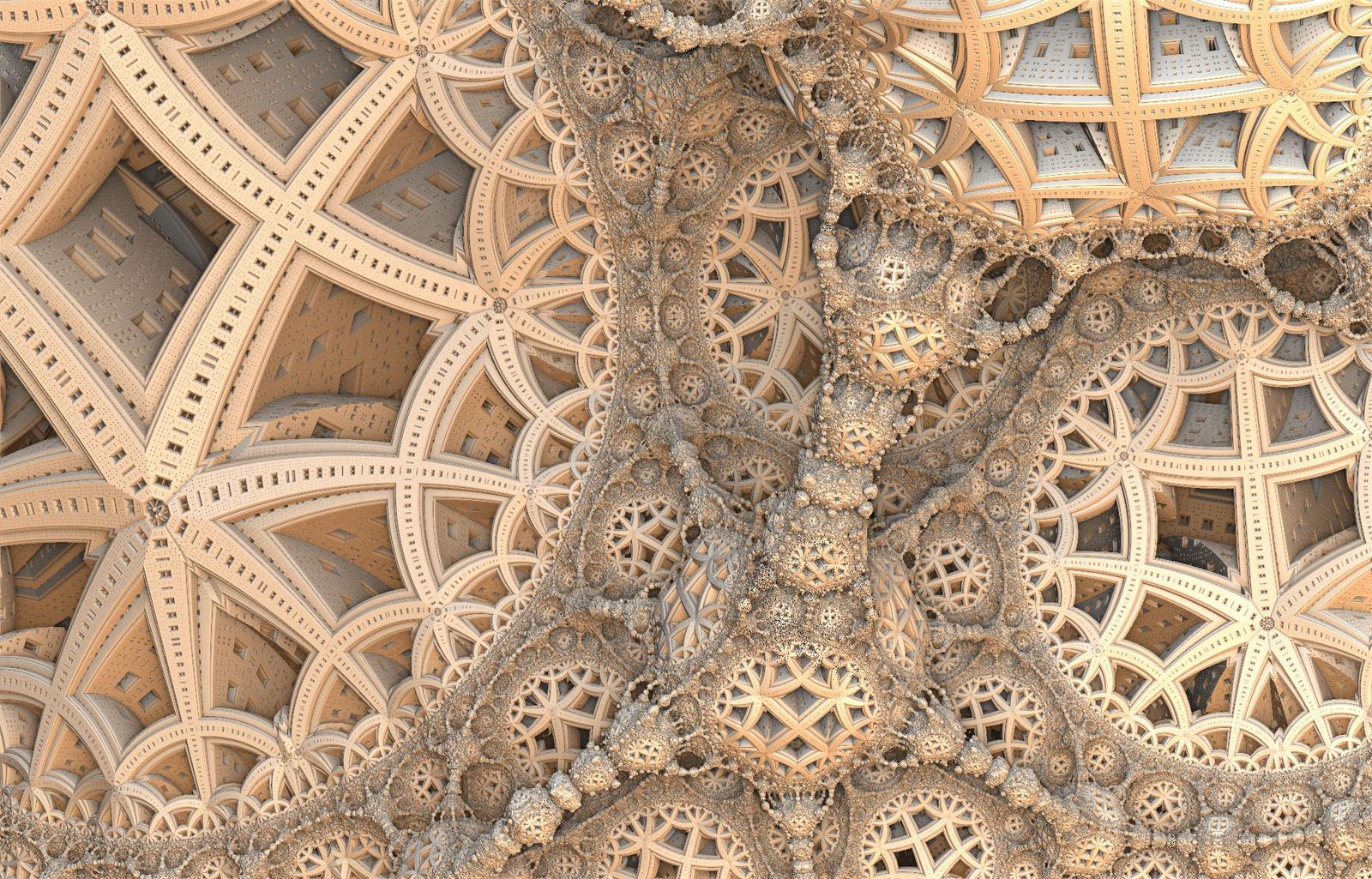 Escher's sand clock